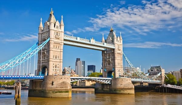 Luglio a Londra