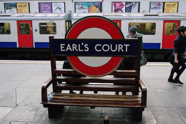Earl's Court, Londra