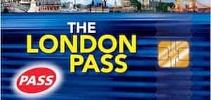 Pass turistici per Londra