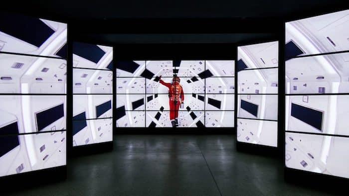 Mostra su Stanley Kubrick al Design Museum, Londra